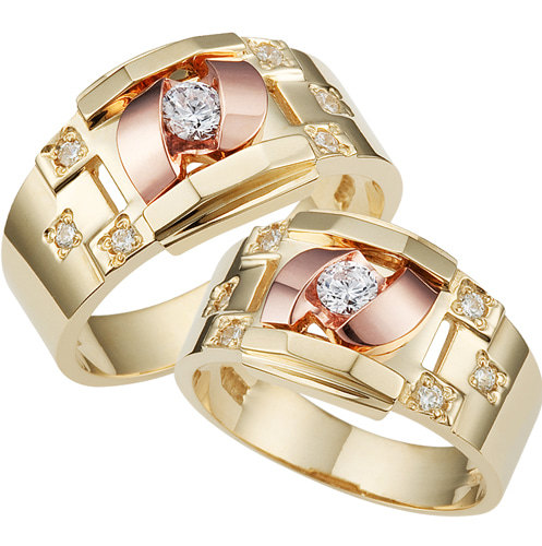 CL25026 베르베 Yellow & Pink Gold