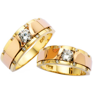 CL30126 메리어니스 Yellow & Pink Gold